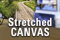 Stretched Canvas 3/4″